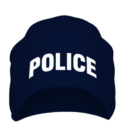 Шапка Police