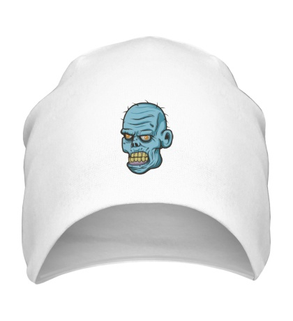 Шапка Голова зомби