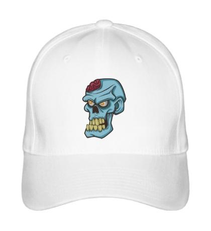 Бейсболка Зомби с мозгом