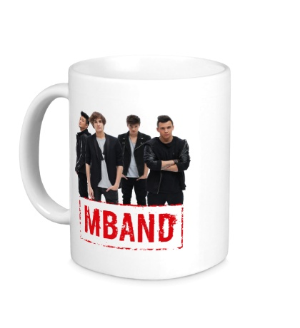 Керамическая кружка Mband