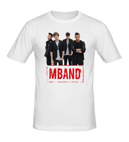 Мужская футболка Mband