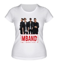 Женская футболка Mband