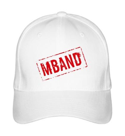 Бейсболка Mband logo