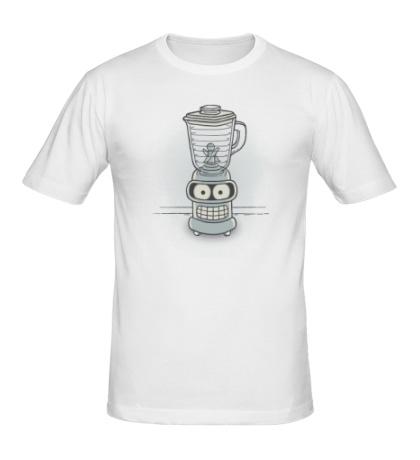 Мужская футболка Блендер в Бендере