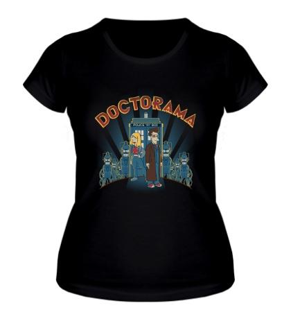 Женская футболка Doctorama