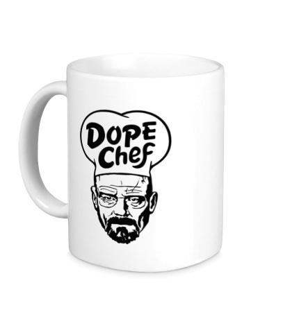 Керамическая кружка Heisenberg Dope Chef
