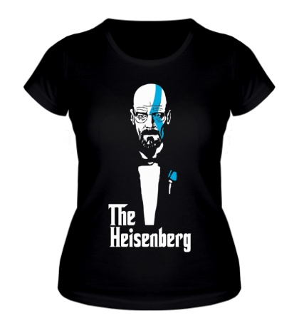 Женская футболка The Heisenberg