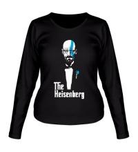 Женский лонгслив The Heisenberg