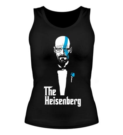 Женская майка The Heisenberg