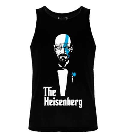 Мужская майка The Heisenberg