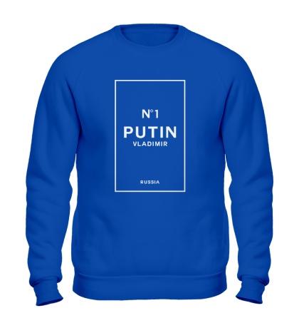 Свитшот Vladimir Putin N1