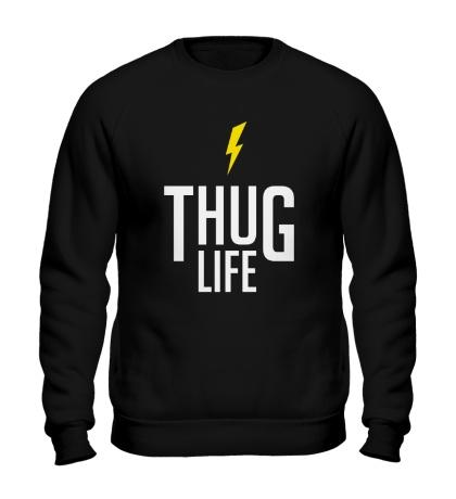 Свитшот Thug Life