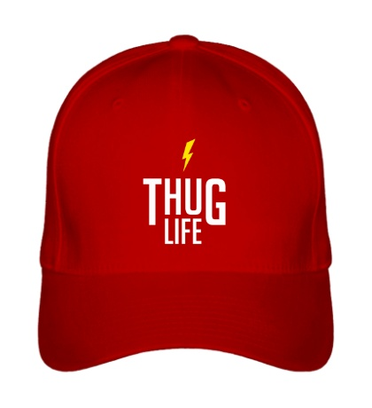 Бейсболка Thug Life