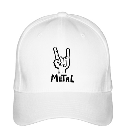 Бейсболка Metal Forever