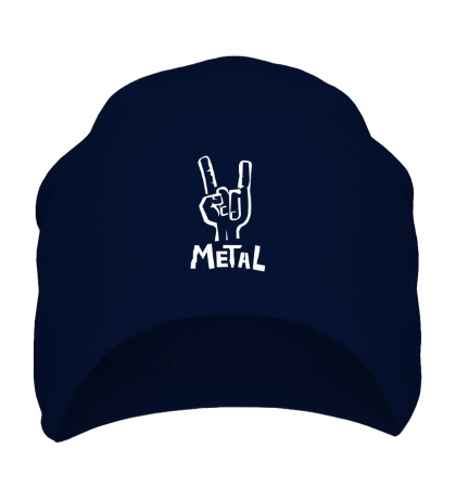 Шапка Metal Forever