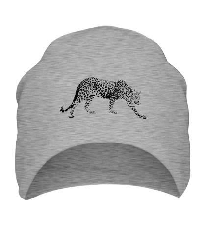 Шапка Леопард