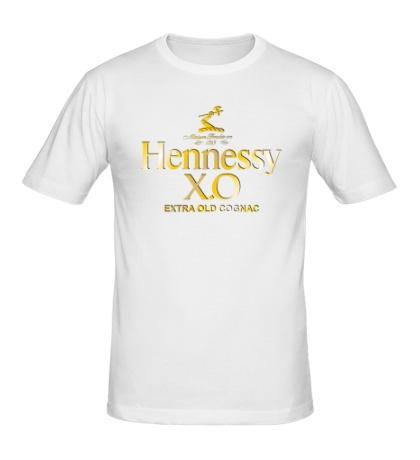 Мужская футболка Henessy XO