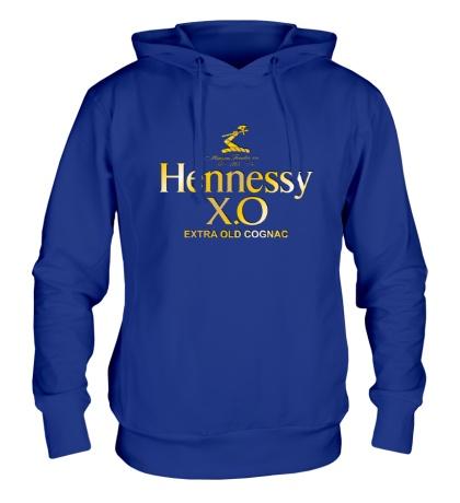 Толстовка с капюшоном Henessy XO