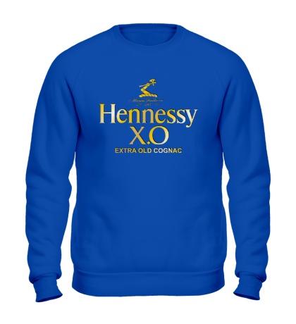 Свитшот Henessy XO