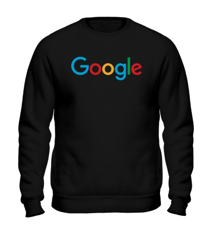 Свитшот Google 2015
