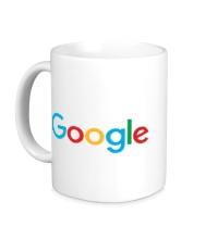 Керамическая кружка Google 2015