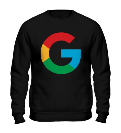 Свитшот Google 2015 big logo