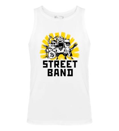 Мужская майка Street Band
