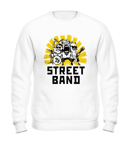 Свитшот Street Band