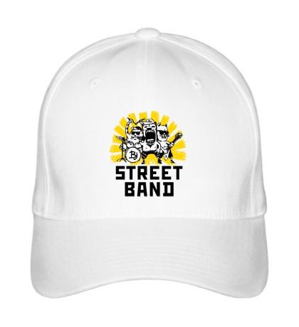 Бейсболка Street Band