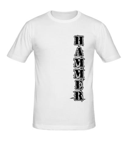 Мужская футболка Hammer Iron