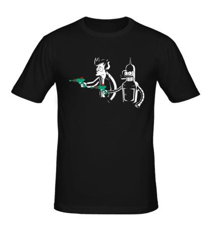 Мужская футболка Криминальное чтиво