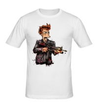 Мужская футболка Фрай-террорист