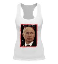 Женская борцовка Путин Человек Года