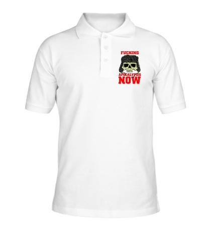 Рубашка поло Fucking Apocalypsis NOW