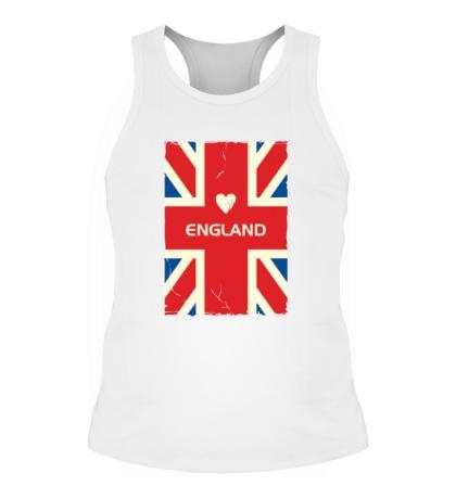 Мужская борцовка Love England