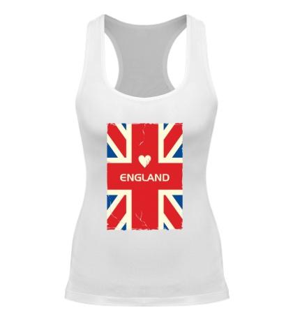 Женская борцовка Love England