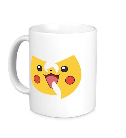 Керамическая кружка Wu-Tang Clan Pikachu