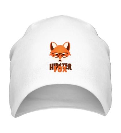 Шапка Hipster fox