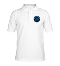 Рубашка поло Космические войска России