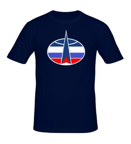 Мужская футболка ВКС России