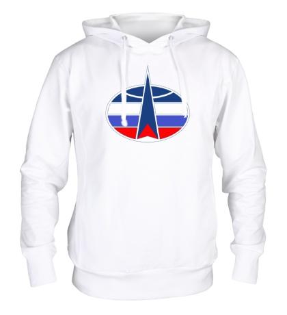 Толстовка с капюшоном ВКС России