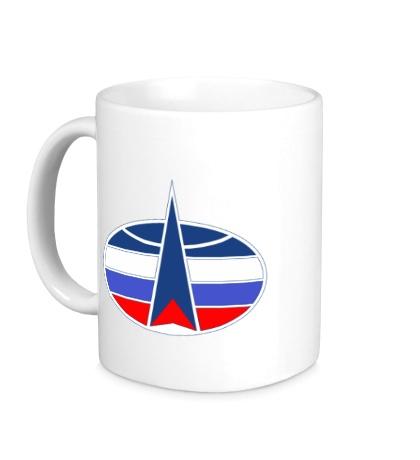 Керамическая кружка ВКС России