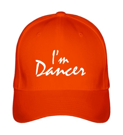 Бейсболка Im dancer