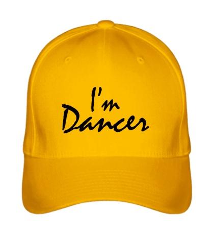 Бейсболка Im dancer
