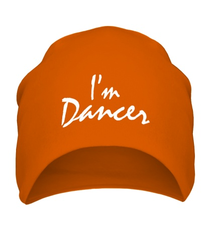 Шапка Im dancer