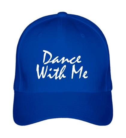 Бейсболка Dance with me