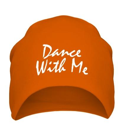 Шапка Dance with me