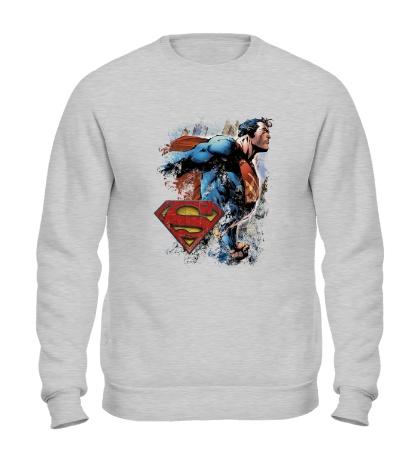 Свитшот Superman Comics