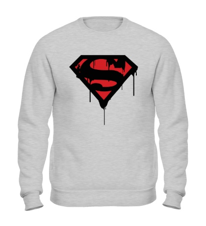 Свитшот Blood Superman