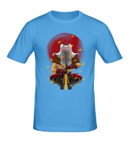 Мужская футболка Juggernaut Warrior